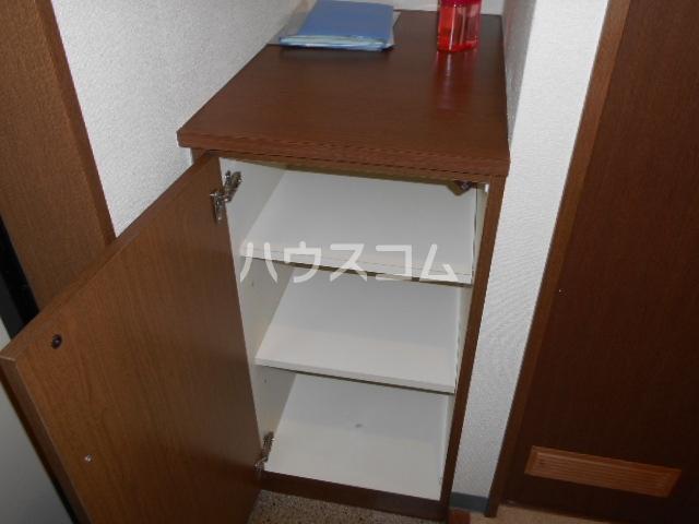クリア・エヌ 201号室の収納