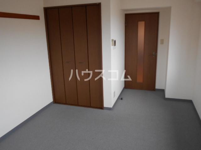 クリア・エヌ 201号室のベッドルーム
