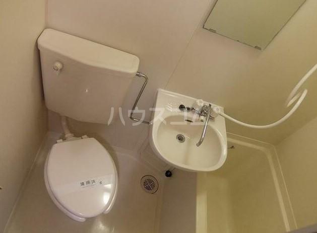 フレンドポート磯子第1 201号室の風呂