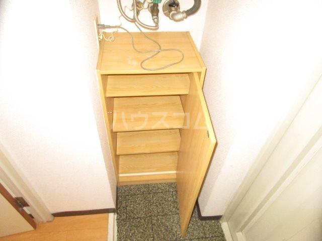 グレイス第3マンション 508号室の収納