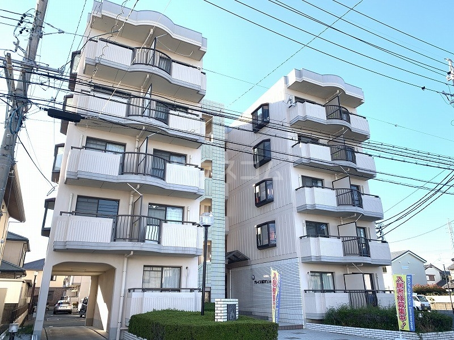 グレイス第3マンションの外観