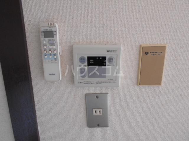 ドミ大田 405号室の設備