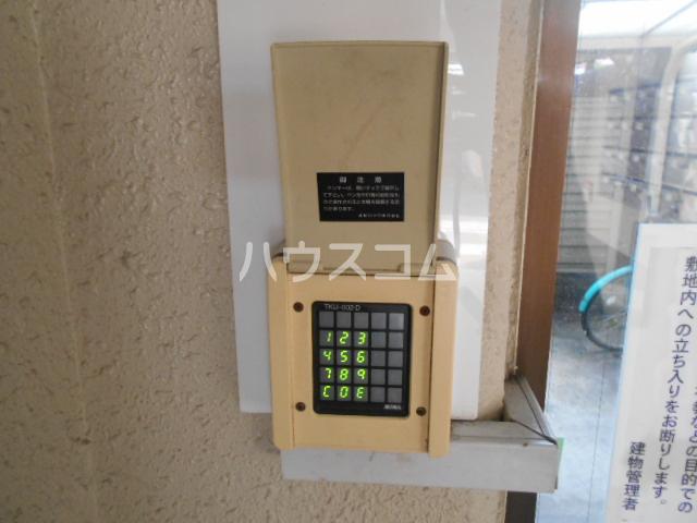 ドミ大田 405号室のセキュリティ