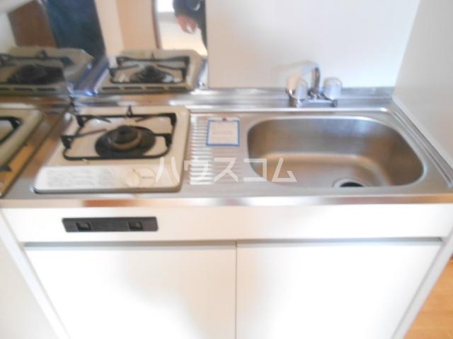 プリジェール太子道 202号室のキッチン