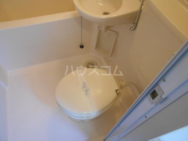 フラット6 403号室の風呂