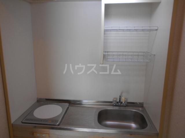 フラット6 403号室のキッチン