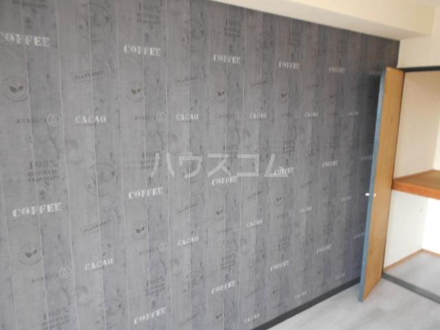 パルコーポ太子道 203号室のエントランス