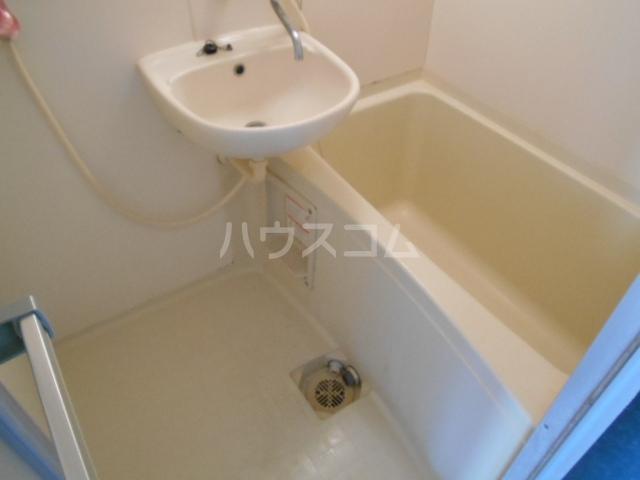 パルコーポ太子道 203号室の風呂