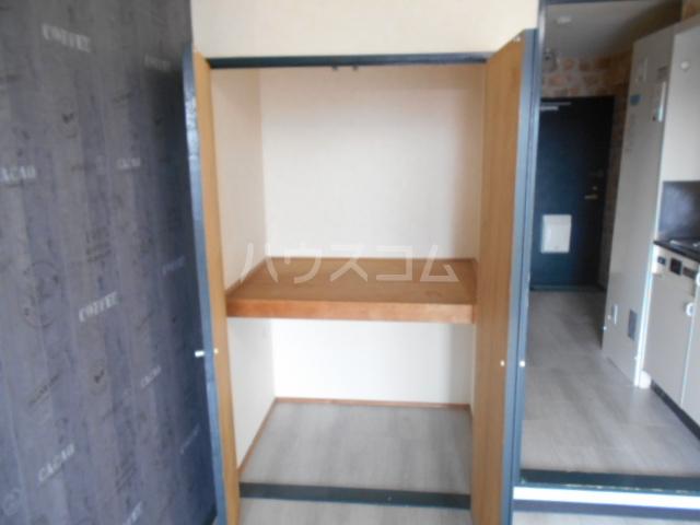 パルコーポ太子道 203号室の収納