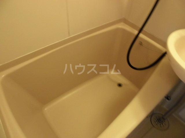 ピノハウス 208号室の洗面所