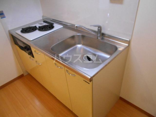 アソルティ西院 302号室のキッチン