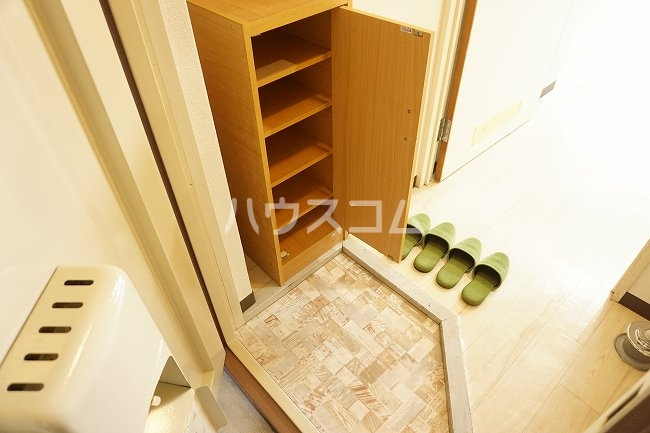 グレイス第1マンション 509号室の収納