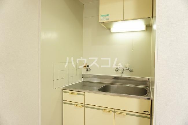 グレイス第1マンション 509号室のキッチン
