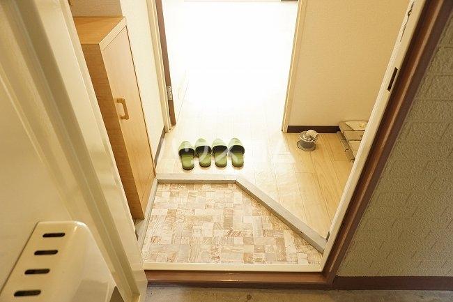 グレイス第1マンション 509号室の玄関