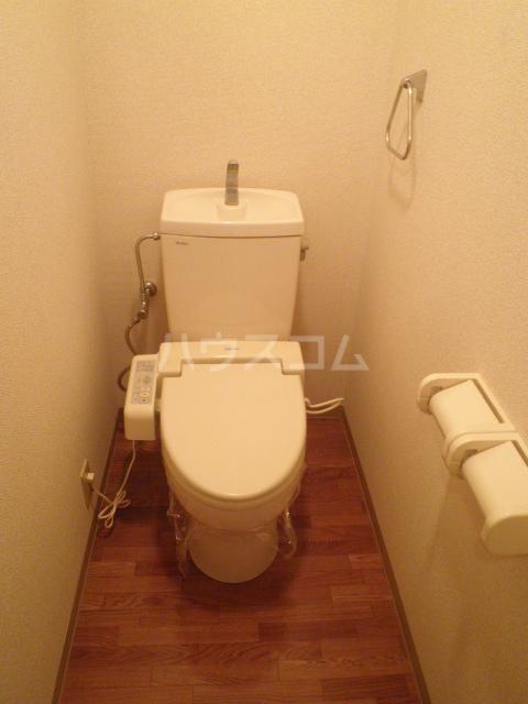 メゾン三幸リバースター 101号室のトイレ