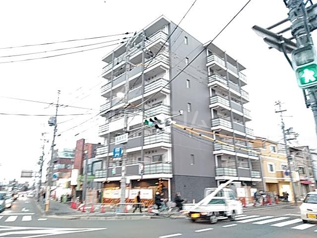 エスカーサ京都四条梅津外観写真