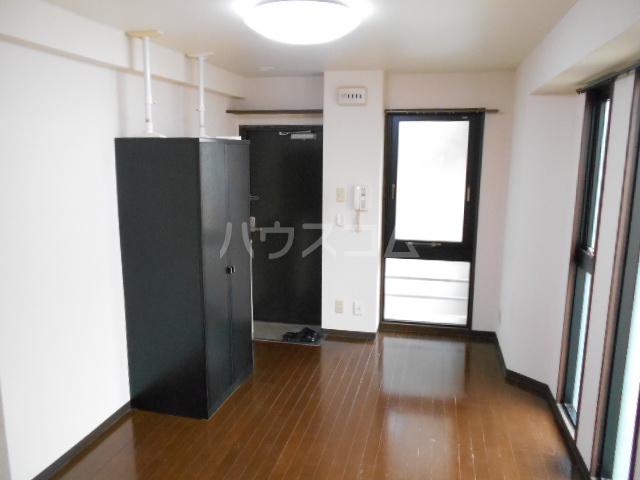 プランニングバンクビル西院 201号室のベッドルーム