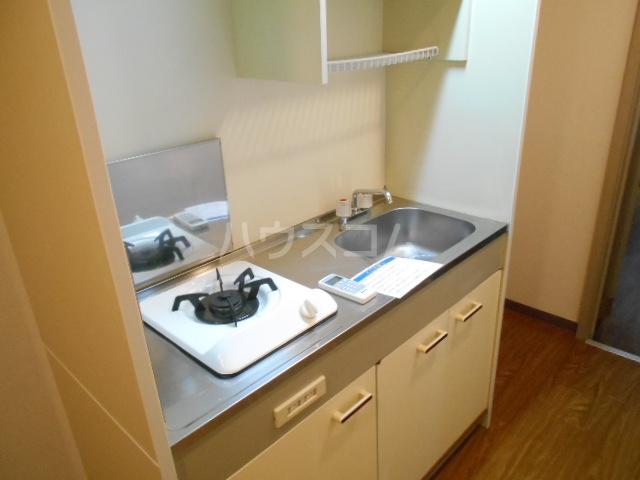 セントポーリア丸太町 301号室のキッチン