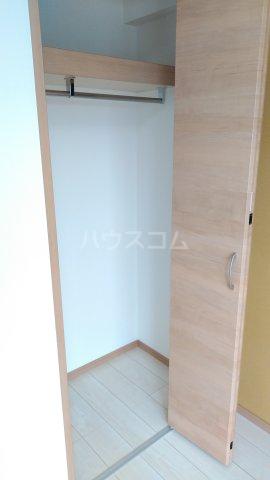 With結 203号室の収納
