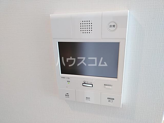 エステムコート京都西院 313号室のセキュリティ