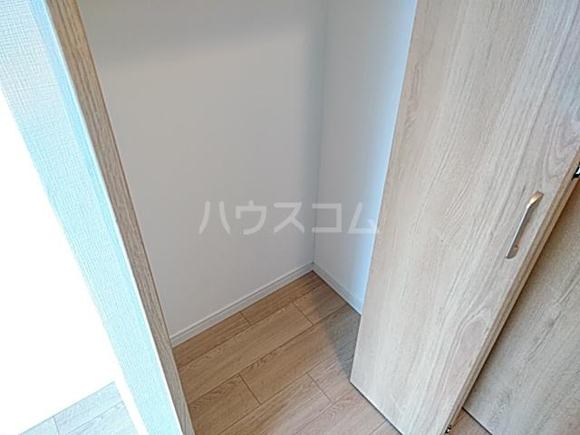 エステムコート京都西院 313号室の収納