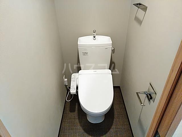 エステムコート京都西院 313号室のトイレ