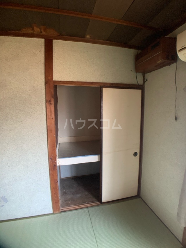 春日井上ノ町貸家の設備