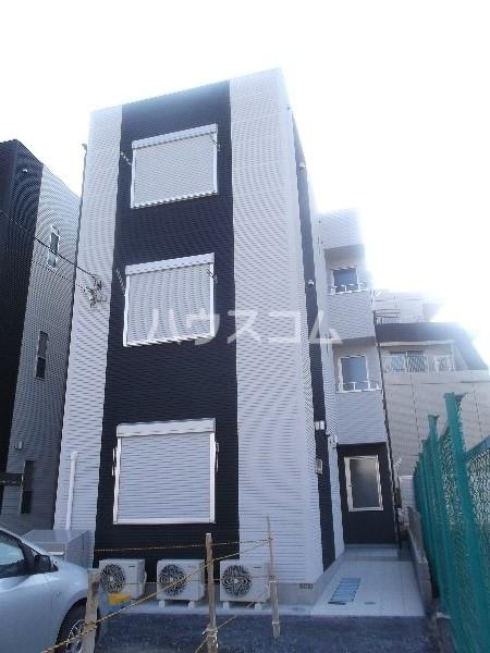NS-GATE青井thirdstage外観写真