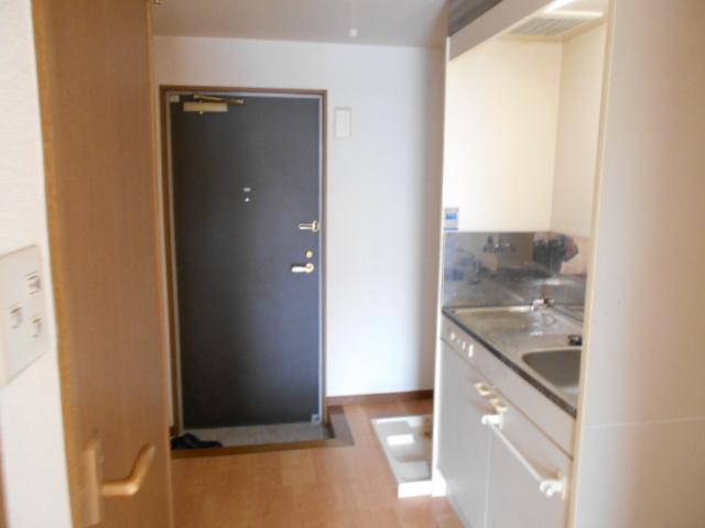 CASA井 3-B号室のキッチン
