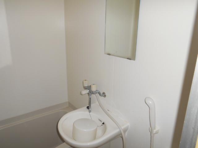 CASA井 3-B号室の洗面所