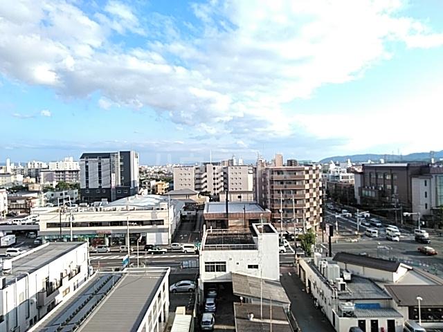 グリシーヌ京都西京極 1004号室の設備