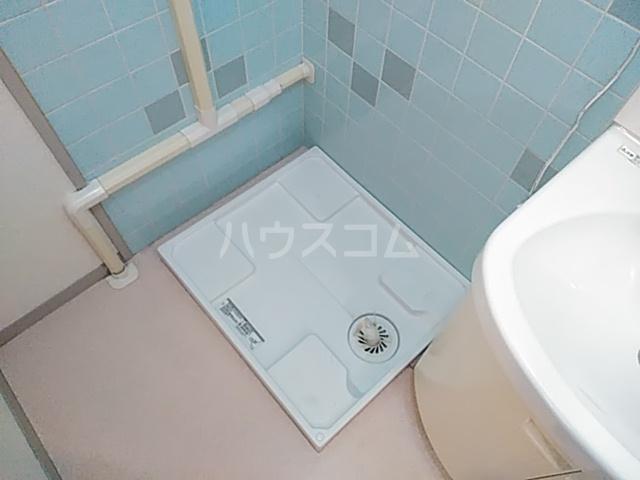 グリシーヌ京都西京極 1004号室の収納