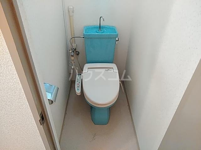 グリシーヌ京都西京極 1004号室のトイレ