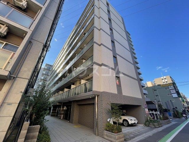 N-stage Dokkyodaigakumae外観写真