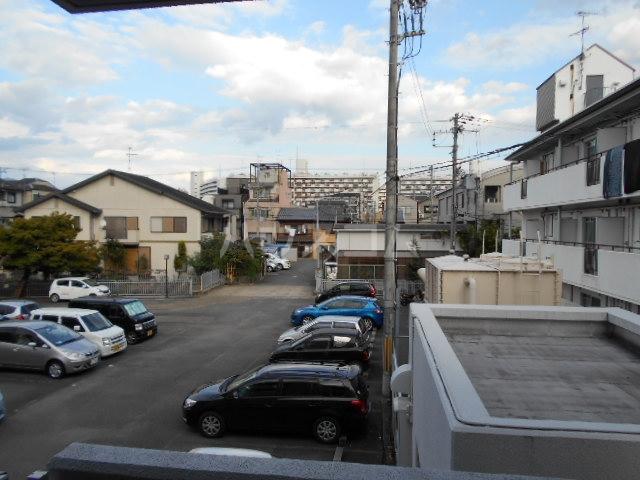 エスパシオ石田 301号室の景色
