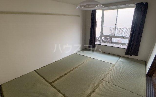 KⅢアパート 105号室の居室