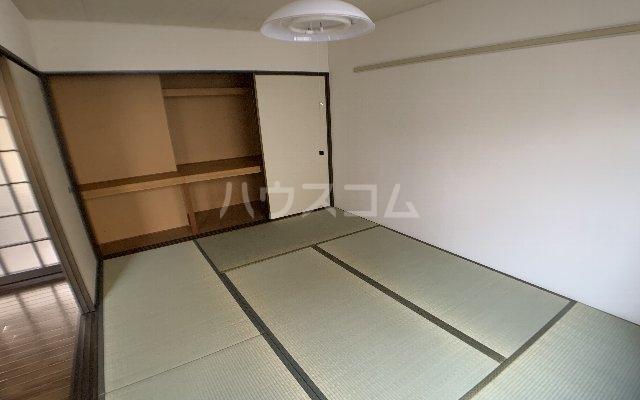 KⅢアパート 105号室の収納