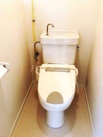 レジデンス平塚 504号室のトイレ