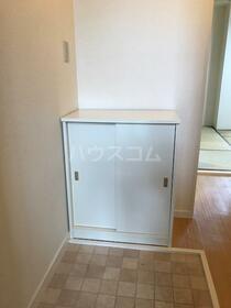 レジデンス平塚 504号室の玄関