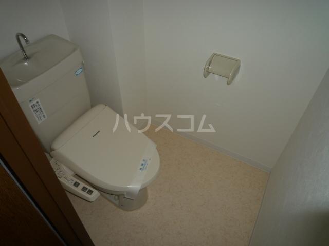 La Belle Glycin 403号室のトイレ