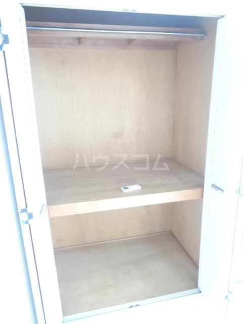 パープルハイツ 202号室の収納