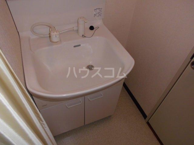 メゾン静二号棟A 303号室の洗面所