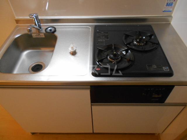 フラッティ壬生坊城 507号室のキッチン