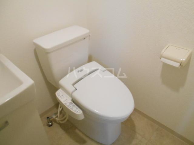 フラッティ壬生坊城 507号室のトイレ