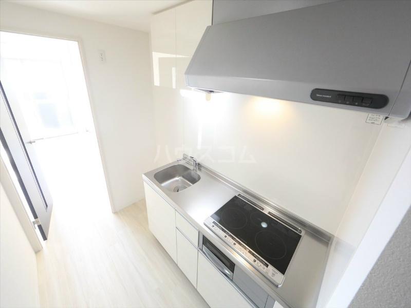 アーデルドルフ 1202号室のキッチン