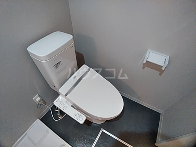 pavillon honnete biwajima 105号室のトイレ