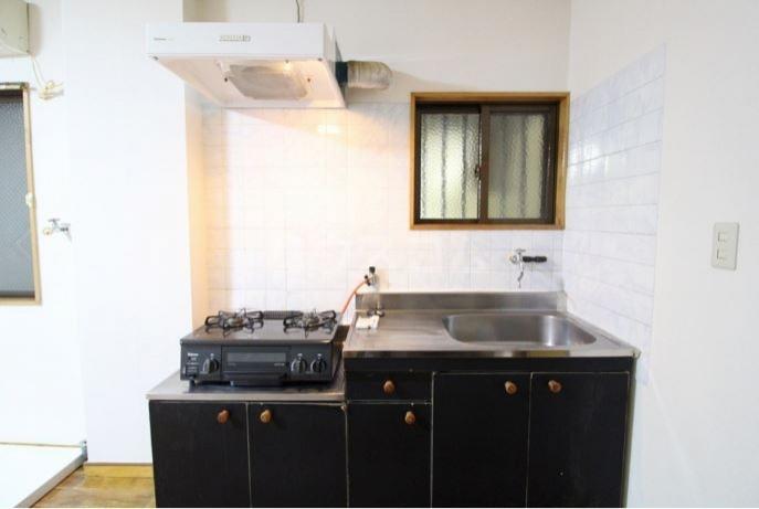 エミネンス前島 201号室のキッチン