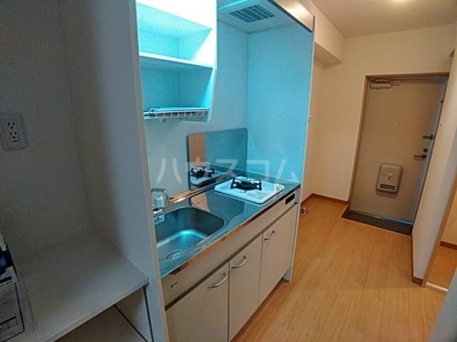 A-City清須 110号室のキッチン