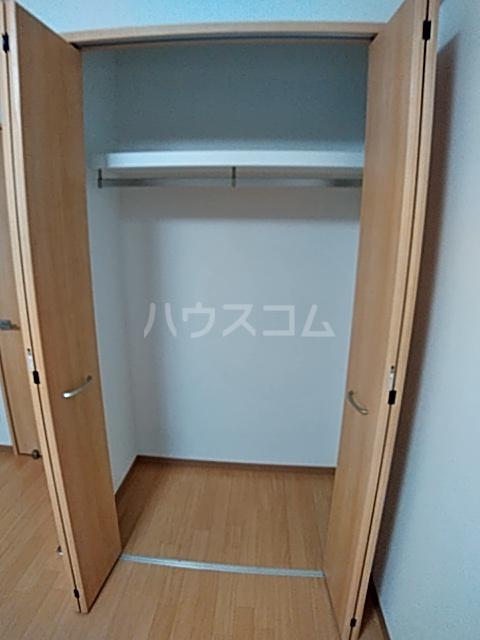 A-City清須 110号室の収納