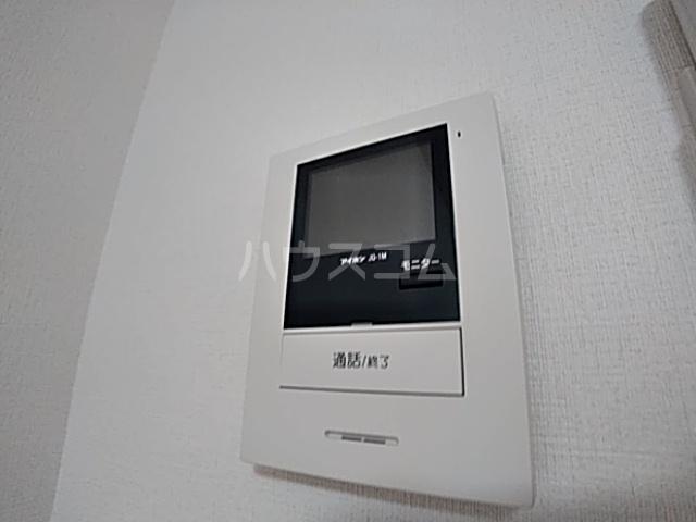 A-City清須 110号室のセキュリティ